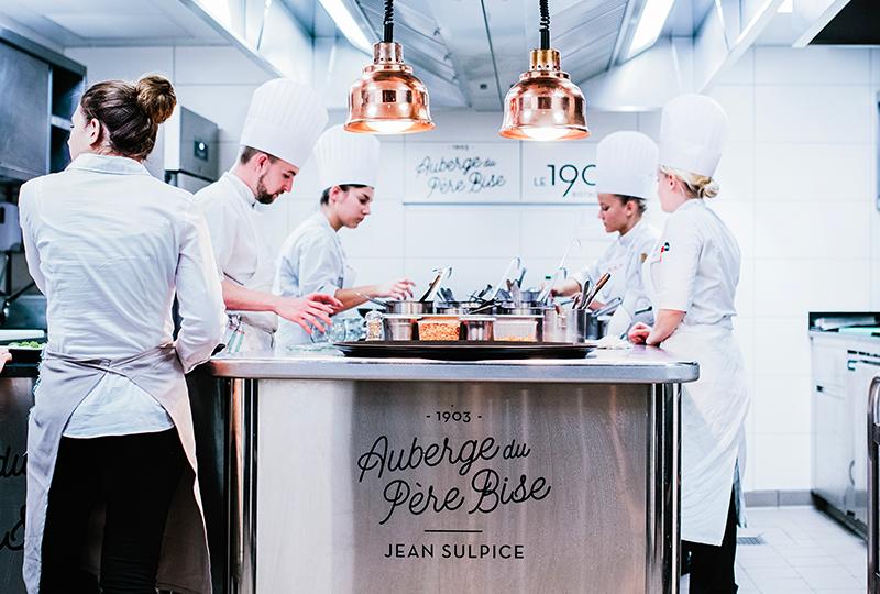 Jean Sulpice cuisine par Odice