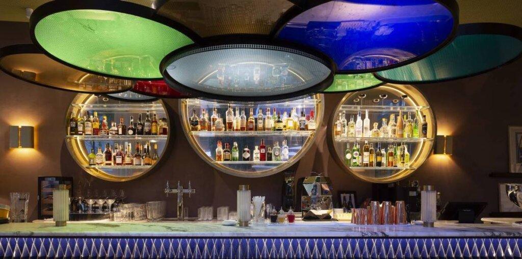 Bar sur-mesure hotel Imperator
