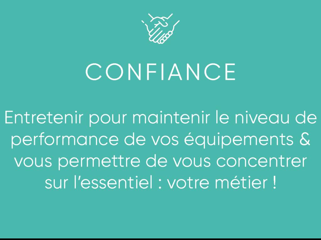 Contrat SAV la confiance
