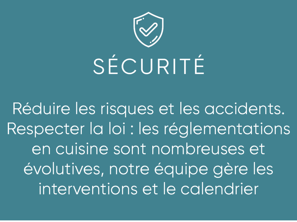 Contrat SAV la sécurité
