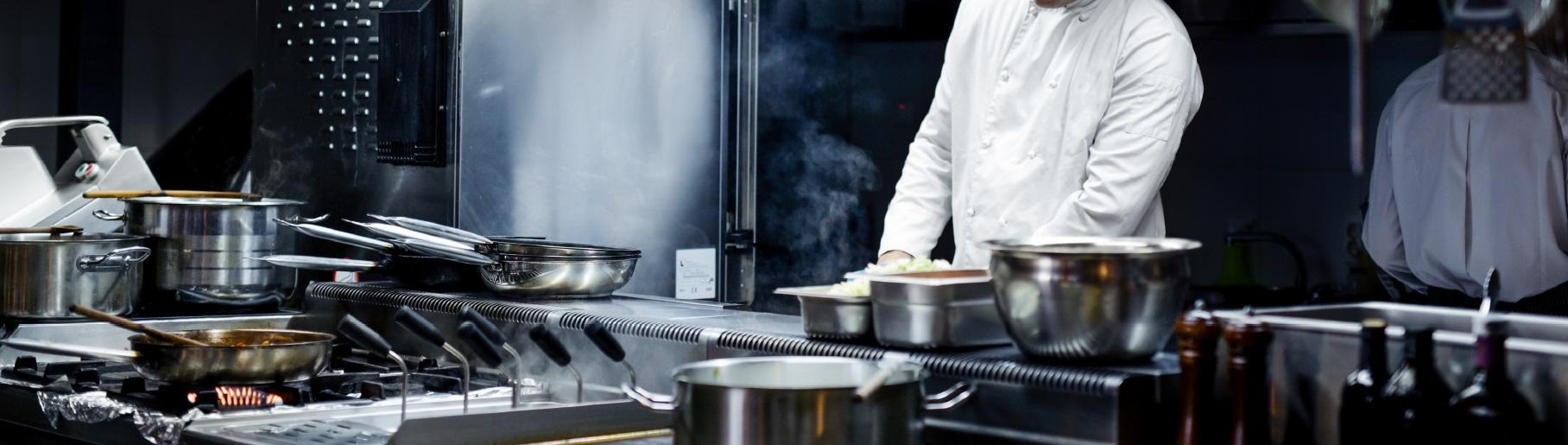 Equipements professionnels grande cuisine