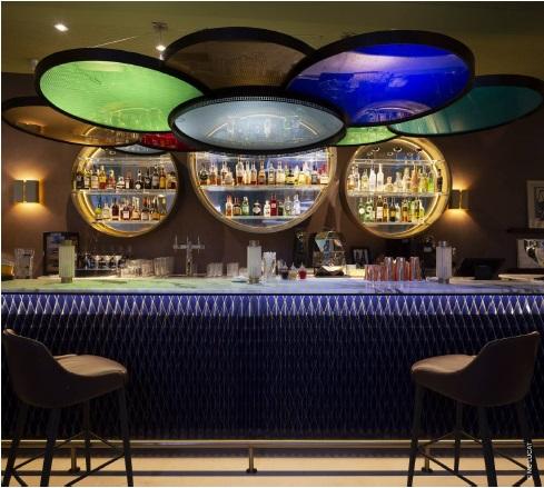 Création de Bar et restauration sur-mesure