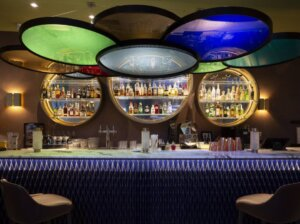 Bar Hotel Imperator Maison Albar Nimes